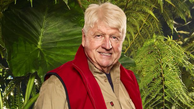 Stanley Johnson Farted On Tonight's 'I'm A Celebrity'