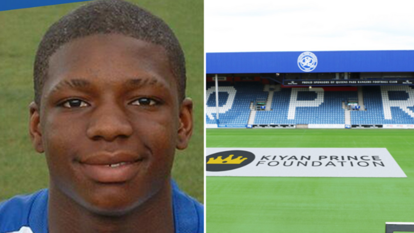 QPR Rename Ground 'The Kiyan Prince Foundation Stadium' In Honour Of Academy Player Stabbed To Death