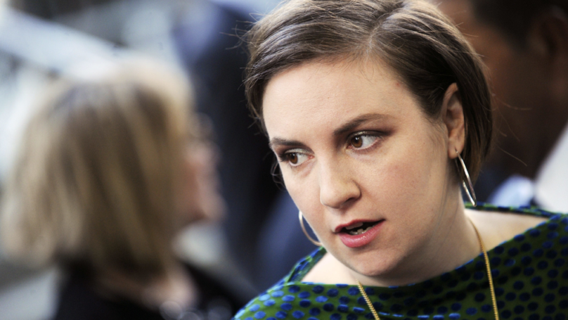 Lena Dunham Reveals She's Had Her Left Ovary Removed In Heartbreaking Post