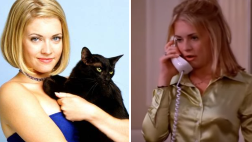 The First Pictures Of Sabrina The Teenage Witch Reboot Are Here