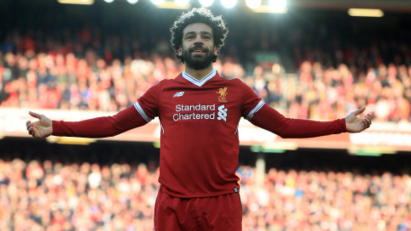 Liverpool's Mohamed Salah Named 2018 PFA Player Of The Year
