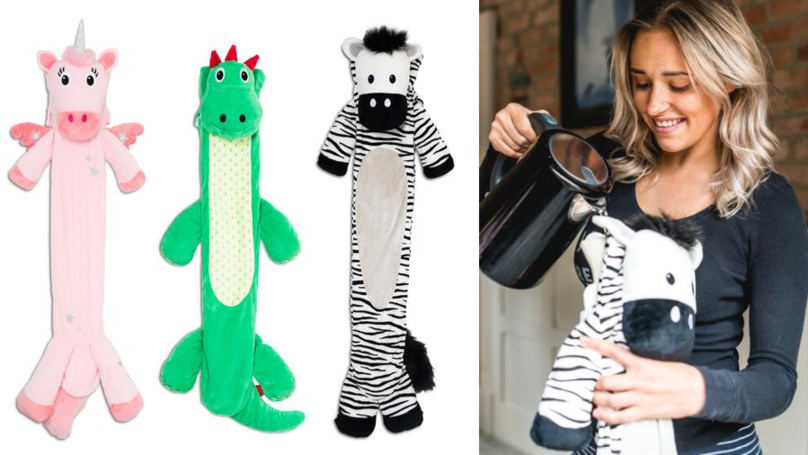 These Super Long Water Bottles Will Keep You Cosy All Winter