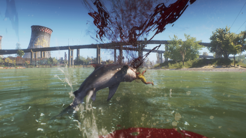 Shark Game Maneater Has Been Compared To Grand Theft Auto