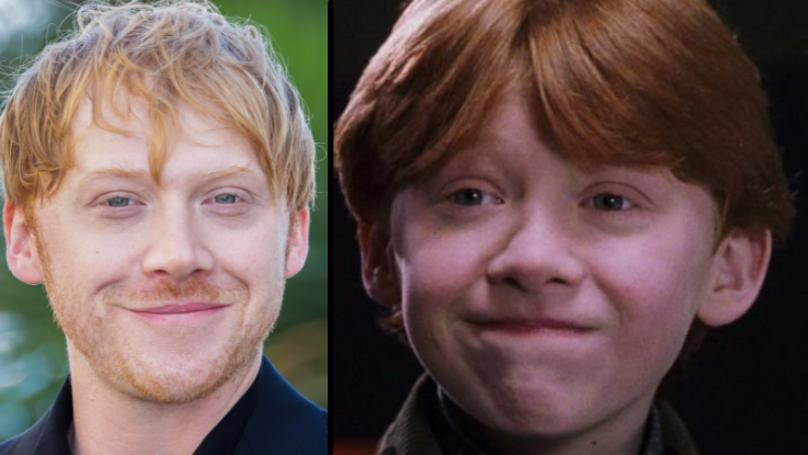 Rupert Grint Admits He Can't Watch 'Harry Potter' After The Third Film