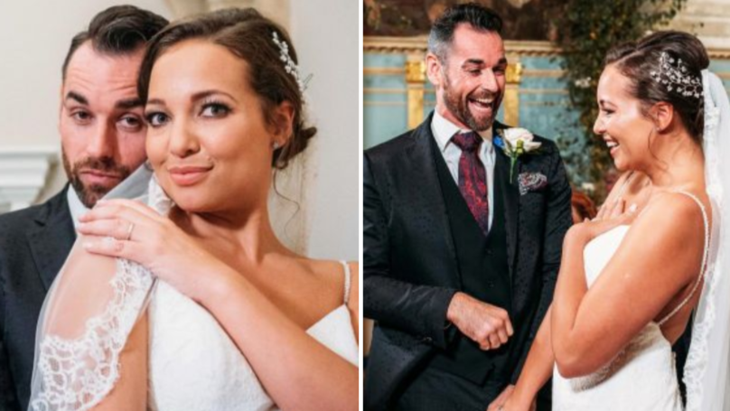 Married At First Sight's Stephanie And Ben Begin Divorce Proceedings