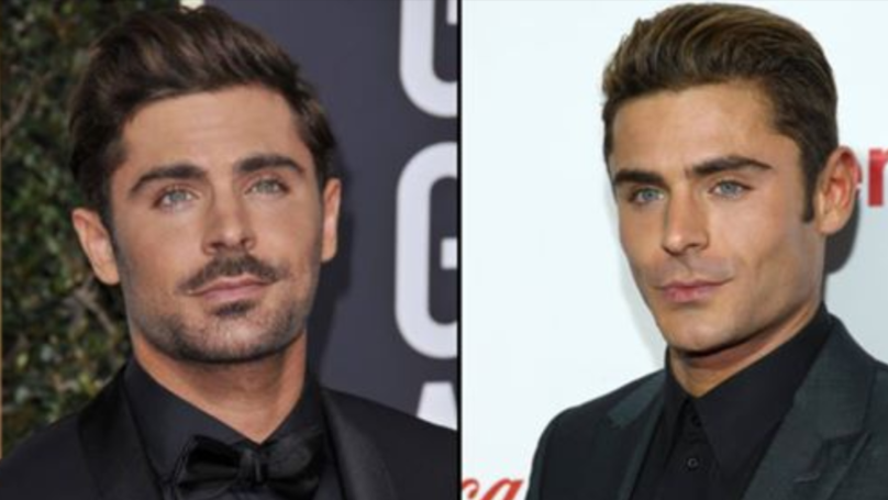 Zac Efron Shows Off Dreadlocks And Beard In Dramatic New Look