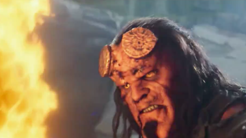 A New Trailer Has Dropped For The Hellboy Reboot