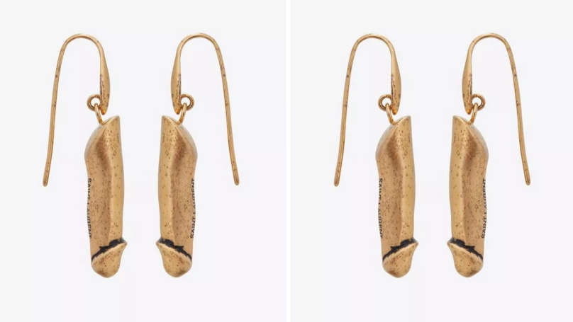 Yves Saint Laurent Launches Controversial Penis Jewellery Line