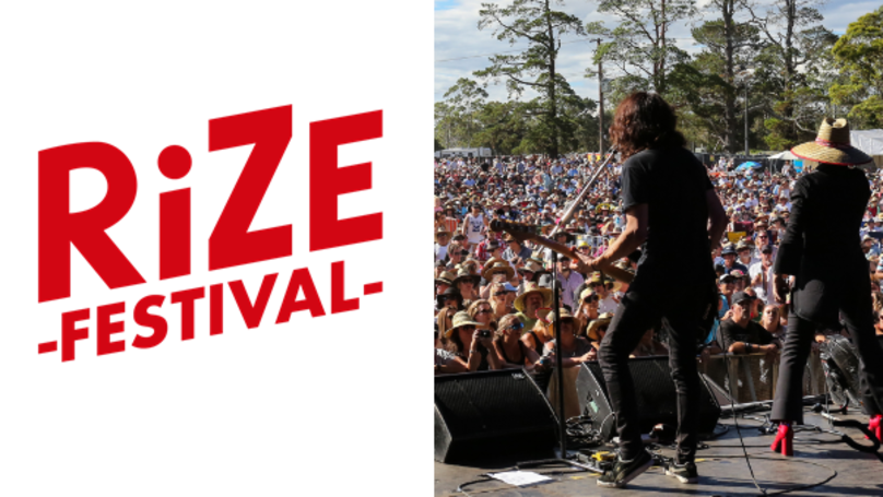 The Official Line-Up For New V Festival - RiZE - Has Been Announced
