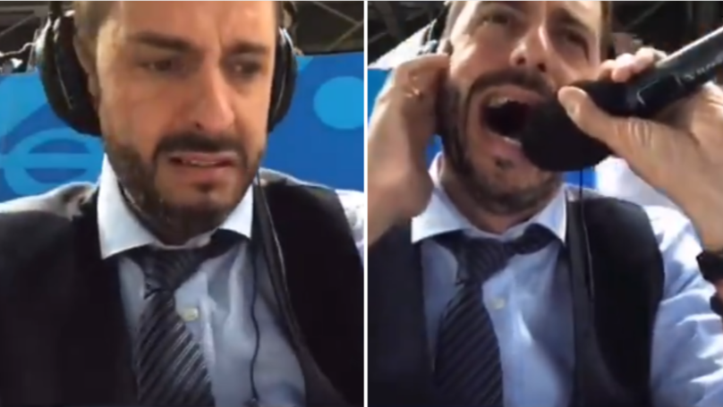 Watch: Argentine Commentator's Reaction To Marcos Rojo's Winner Goes Viral