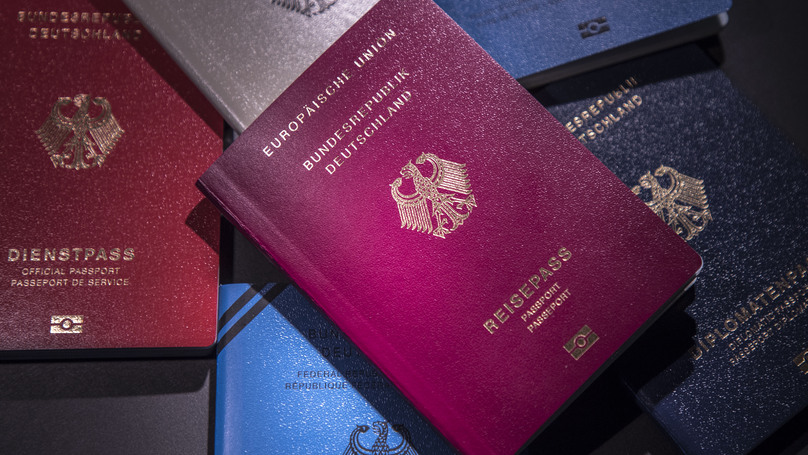 Germany Has World's Most Useful Passport
