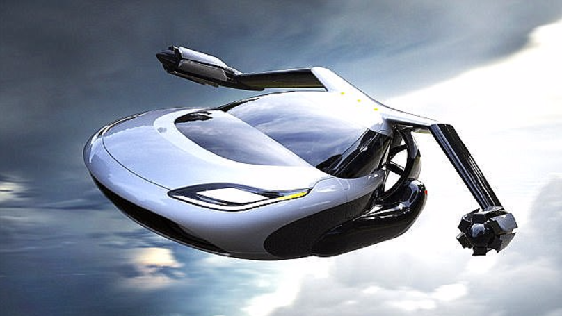 Volvo Parent Company Buys Flying Car Manufacturer And Brings The Future Even Closer