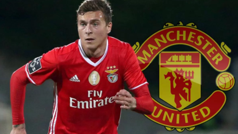 BREAKING: Manchester United Reach Agreement With Benfica For Victor Lindelof
