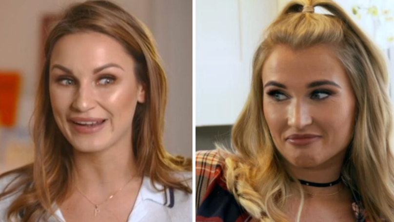 WATCH: Fans Hit Out At Sam Faiers For 'Sneaky' Confession On The Mummy Diaries