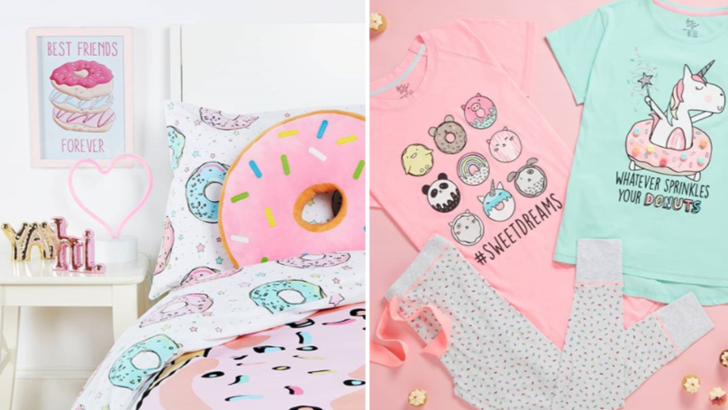 Primark's Doughnut Collection Looks Good Enough To Eat