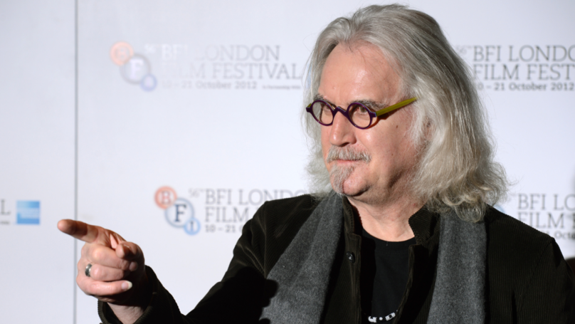 ​Billy Connolly Is Without Doubt The Greatest Observational Comic Of All Time