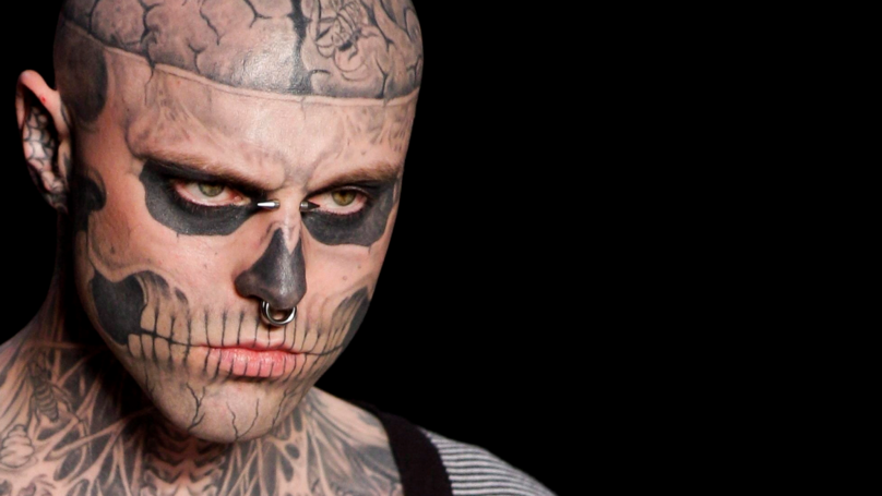 ​Family Of 'Zombie Boy' Rick Genest Believe Death Was Not Suicide