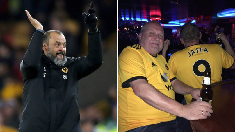 Wolves Fans Fly To Benidorm For Newcastle Match As It's Cheaper Than Train Ride