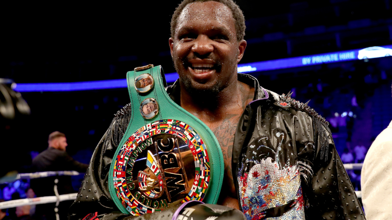 Dillian Whyte Cleared Of Doping Allegations Before And After Oscar Rivas Fight By VADA
