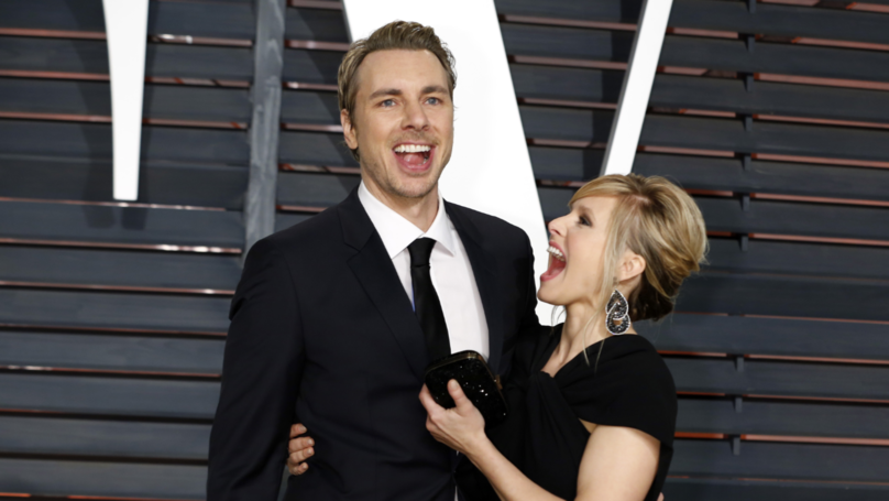 Kristen Bell Recalls The Time She Breastfed Husband Dax Shepard