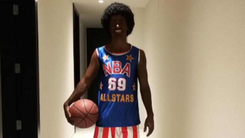 Antoine Griezmann's Fancy Dress Outfit Has Outraged Everyone