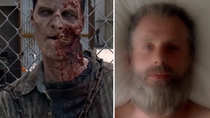 New Trailer For The Walking Dead Raises Some Real Questions