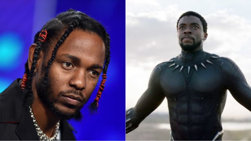 ​Kendrick Lamar Bought Out Three Cinemas For Kids To Watch 'Black Panther' For Free