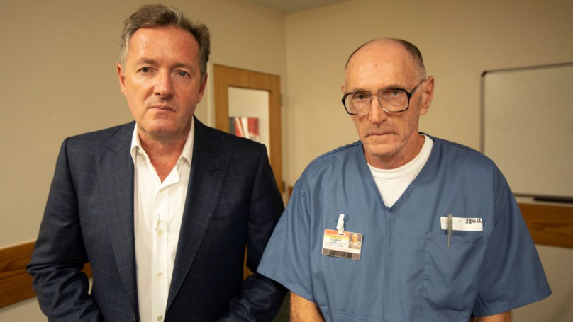 Piers Morgan Shaken By 'Most Dangerous Person' He'd Ever Met In Serial Killer Documentary
