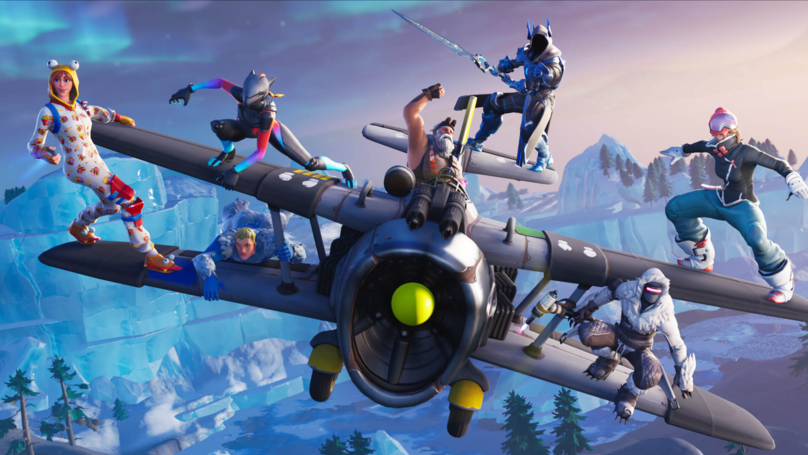 Epic Removes Promoted 'Fornite' Map Area Because It Depicted Apparent Suicide Scene
