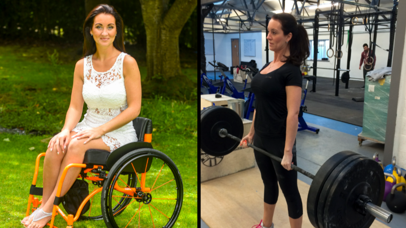 Woman Finds Love With Personal Trainer Who Helped Her Walk Again