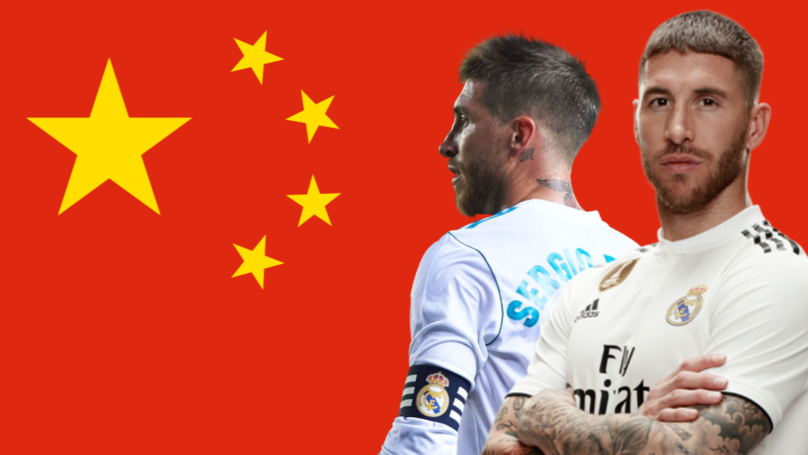 Sergio Ramos Asks Real Madrid To Let Him Go On A Free Transfer To China