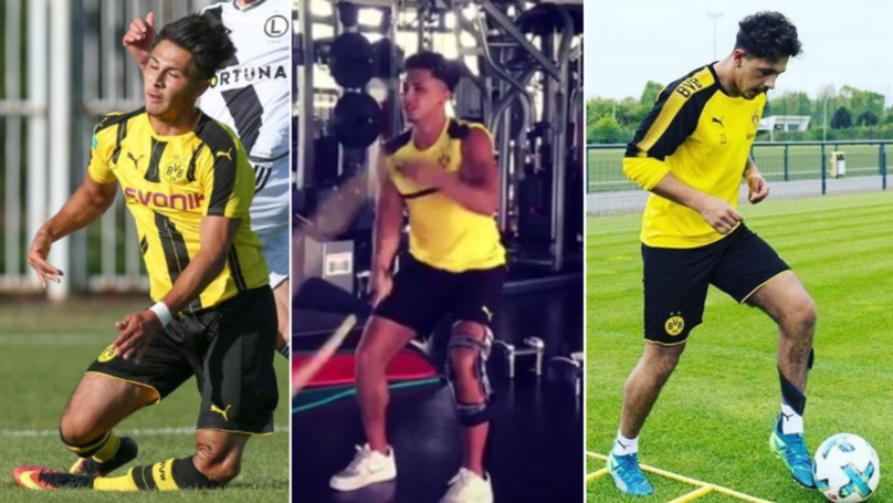 Borussia Dortmund Youngster Defies Doctors Who Said He Would 'Never Play Football Again'