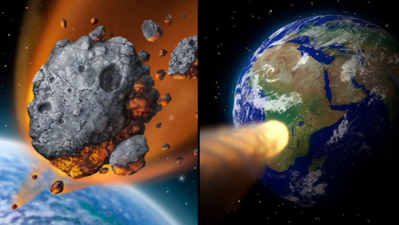 A Huge 500ft Asteroid Has Just Skimmed Earth At 20,000mph