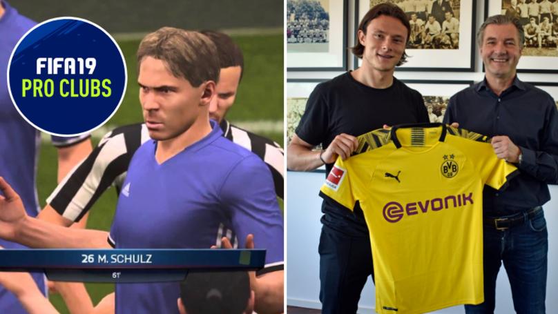 Borussia Dortmund Post Hilarious FIFA Pro Clubs Tweet After New Signing