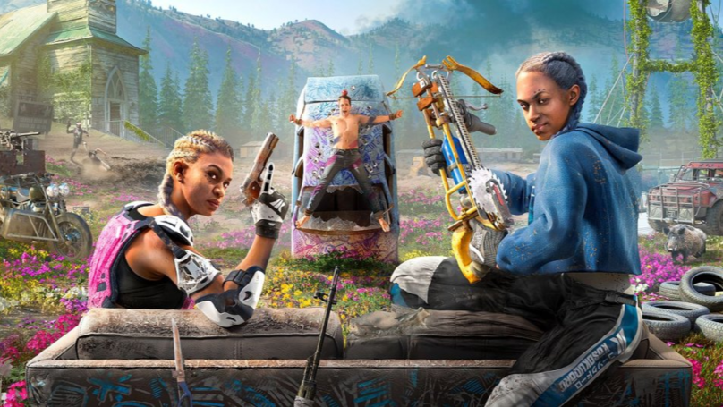 'Far Cry New Dawn' Tops UK Chart, 'Crackdown 3' Misses Top 10