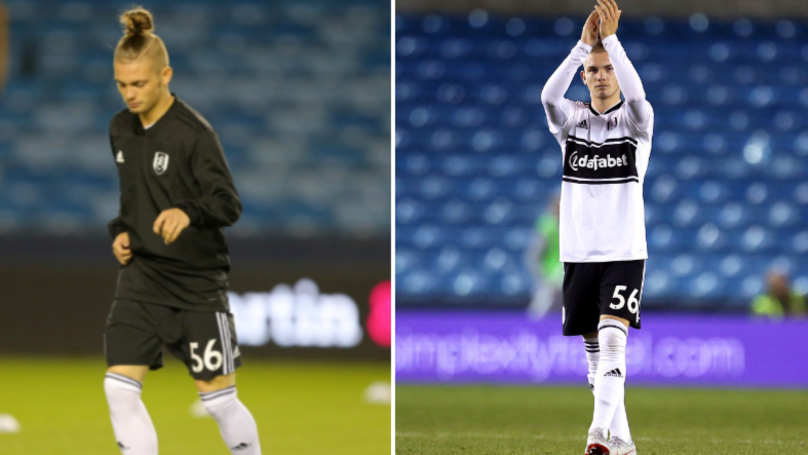 Fulham's Harvey Elliott Becomes The Youngest Player In Premier League History