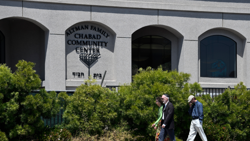 One Dead And Several Injured In Shooting At San Diego Synagogue