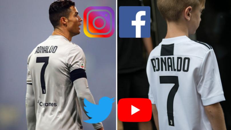 Cristiano Ronaldo's Impact On Juventus And Italian Football Proves He's A Marketing Machine