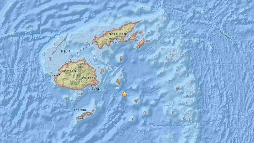 Huge 7.8 Magnitude Earthquake Strikes Off The Coast Of Fiji