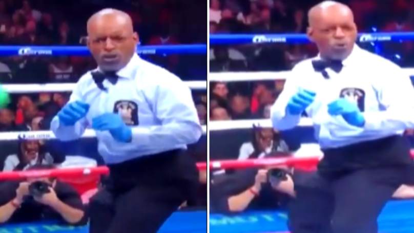 Referee Becomes Meme For His Priceless Facial Expressions In Shawn Porter vs Danny Garcia Fight