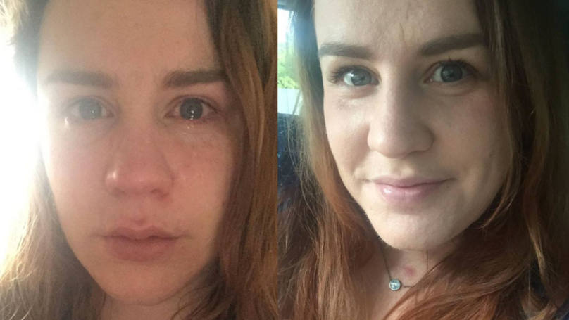 Woman Shares Powerful Image After Reading Story About People 'Faking Mental Illness'