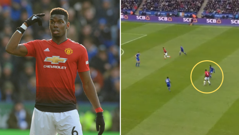 Solskjaer Has Turned Manchester United's Paul Pogba Into The Best Midfielder In The World