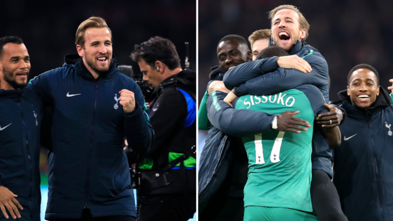 Kieran Trippier Reveals How Harry Kane Inspired Spurs' Second Half Comeback