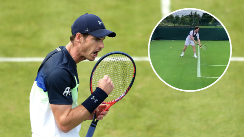 Andy Murray Set To Make Return To Court At Queen's Club