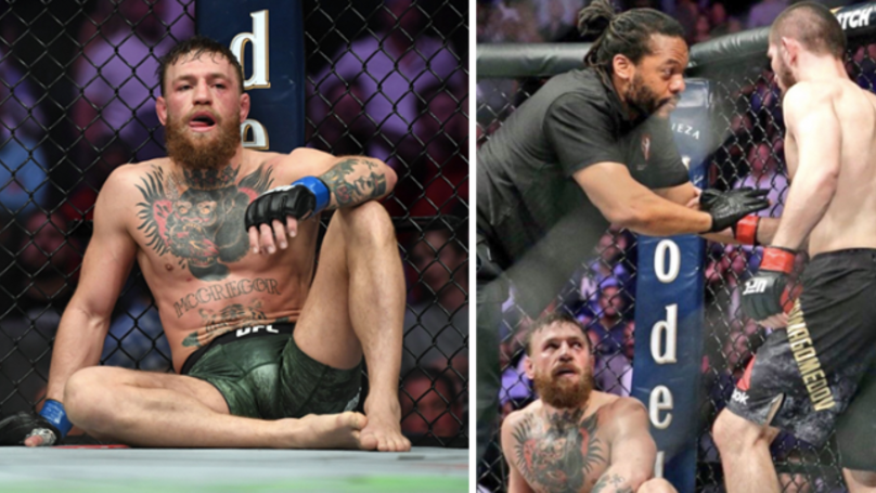 Dana White Confirms Conor McGregor Wants A Rematch With Khabib Nurmagomedov
