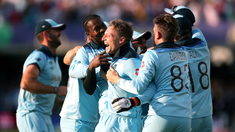 England Win Amazing Cricket World Cup Final Against New Zealand