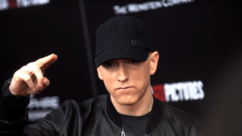 Eminem's Daughter Hailie Posts Selfie To Celebrate 'Early Birthday'