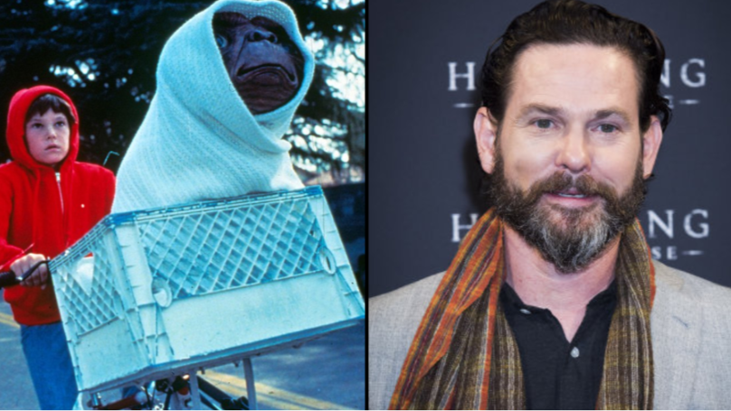 Henry Thomas Discusses The Possibility Of A New 'E.T.' Film