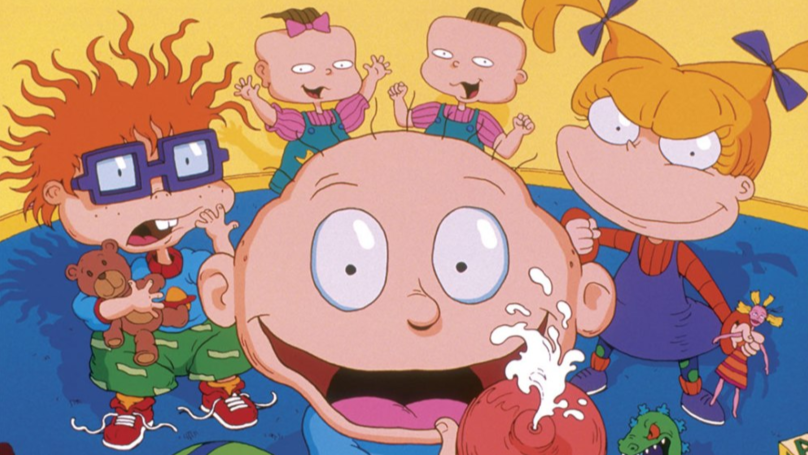 Live Action Rugrats Movie Confirmed And Director Hired