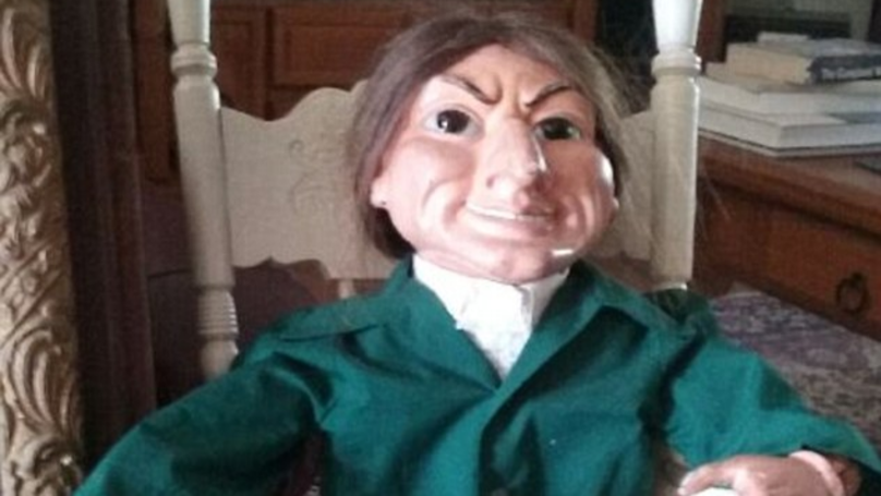 Terrifying Doll That 'Moves' Going On Display In Australia